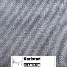 IKEA Karlstad Bezug für Anbaurecamiere in Tenö hellgrau 901.894.98