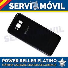 Tapa Trasera Bateria  Samsung Galaxy s8 PLUS SM-G955F Midnight Black Negra G955F