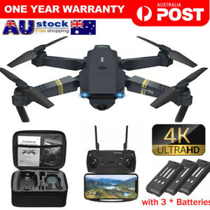 4K HD E58 Drone X Pro Aerial Camera WIFI FPV Foldable Mini Selfie RC Quadcopter
