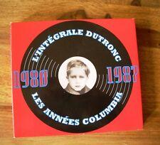 L'Intégrale Dutronc - Les Années Columbia (1980-1987) 2 CD Jaques Dutronc