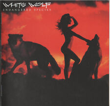 White Wolf – Endangered Species CD NEW