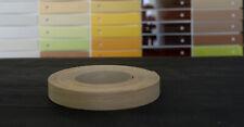 Furnierkante Birke mit Schmelzkleber Rolle /à 50 lfm 0,6 x 24 mm