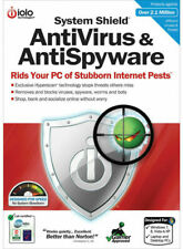 ioLo System Shield AntiVirus and Anti Spyware (3 PC - 1 Year) (eDelivery)