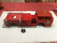 vintage 1960's Wen MAC Texaco Fire Truck For Parts Or Restor