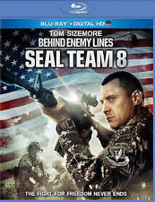 Seal Team 8: Behind Enemy Lines (Blu-ray Disc, 2014)                          8E