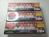 Topps 2020 Baseball Complete Set Sealed Orange Box Target Mookie Trout
