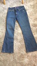 juniors duck head flare jeans