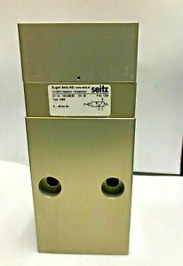 SEITZ  Typ. 2456  P# 122.448.00 3/2-Way Base DN25 Pneumatic Valve  0...40 bar