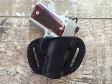 Kimber, SIG Sauer, Colt and Browning 380 1911 Concealment Leather Holster
