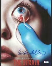 Guillermo Del Toro The Strain Signed Authentic 11X14 Photo PSA/DNA #Y78146