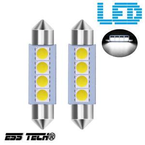 Ampoule navette 41 mm pour interieur LED festoon 40mm 41mm Dome Plafond 4SMD5050