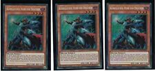 3 x Royal SEIGNEUR DES Dragon lckc-de107, secret rare, Allemand, Mint, PLAYSET