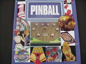 Pinball Book 1994 Tons of large Color Pics
