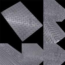6 Pcs Tyre Texture Sheet Set Mat Cake Mould Mold Cookie Fondant Baking Tools
