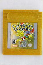 Nintendo GAMEBOY POKEMON Gold Version Game 2000 Battery SAVES