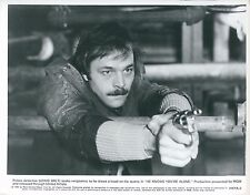 """Lewis Arlt Original 1980 """"He Knows You're Alone"""" 8x10 B&W Glossy Promo Photo  A1"""