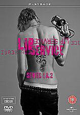 Lip Service – Complete Series 1&2 DVD British Drama
