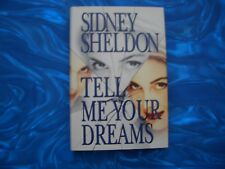 Tell Me Your Dreams by Sidney Sheldon (1998, Hardcover)