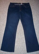 Nobo denim Size 17 Average real fit, real people Dark Blue
