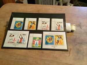 Senegal Unmounted Mint Stamps Lot