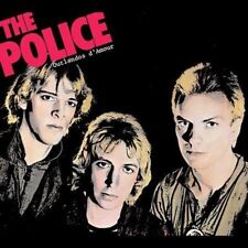 Outlandos d'Amour [Remaster] by The Police (CD, Mar-2003, A&M (USA))