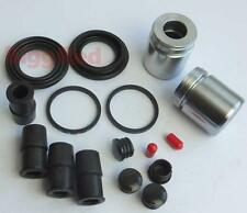 Saab 9-5 REAR Brake Caliper Seal & Piston Repair Kit (axle set) BRKP72