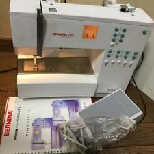 BERNINA 130 sewing machine made in Switzerland White with hard case