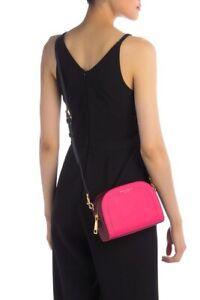 NWT!!Marc Jacobs Playback Colorblock Leather Crossbody Bag Peony Multi Original