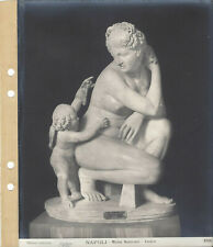 Brogi 5495. NAPOLI Museo Nazionale. Venere Aphrodite Venus sculpture photo