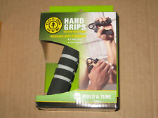 New listing golds gym hand grips foam handles build & tone