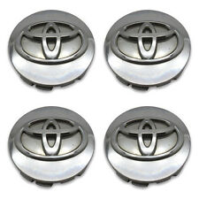 SET OF 4- 42603-08020 Venza Matrix Corolla Sienn Wheel Center Caps Hubcaps