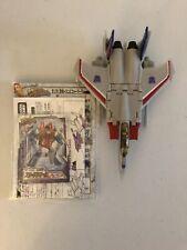 Transformers Takara Tomy Henkei D-02 Starscream *COMPLETE*