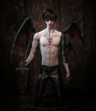 Gene full-set devil angel DollZone 70cm boy super dollfie SD17 size bjd dz doll