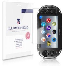 iLLumiShield Anti-Bubble/Print Screen Protector 3x for Sony PS Vita PCH-2000