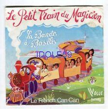 Disques vinyles pour chanson française, train