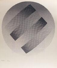 Rainer Nies (*1943) - o.T. - Siebdruck - 1968 - signiert und nummeriert