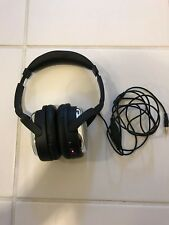Able Planet SOUND CLARITY NC500SC Noise Cancelling Headphones - Silver/Black
