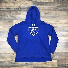 Columbus Clippers Under Armour Hoodie Sweatshirt Boys XL Baseball Minor League