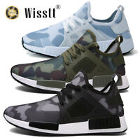 Men's Sport Running Shoes Athletic Sneakers Mesh Camo Breathable Tennis Sneakers