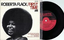 Roberta Flack ORIG OZ EP First time VG+ '71 Atlantic EPA240 R&B Smooth Soul