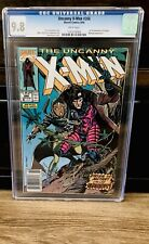 Uncanny X-Men #266 Newsstand CGC 9.8 White First Appearance Gambit, Remy Lebeau