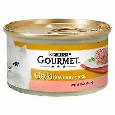 Gourmet Gold Savoury Cake Salmon - 85g - 242656