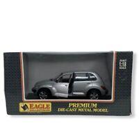 Eagle Collectibles Chrysler Pt Cruiser Premium Die-Cast Metal Model 1:18-NIB