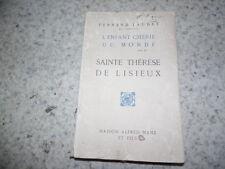 1927.Sainte Thérèse de Lisieux.Fernand Laudet