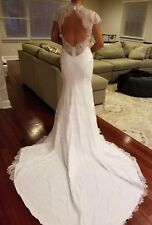 Pnina Tornai 2017 Style #14488 lace wedding gown