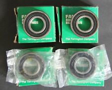 LOT of 4 : FAFNIR 9104PP C3 Ball Bearings NEW IN BOXES  USA