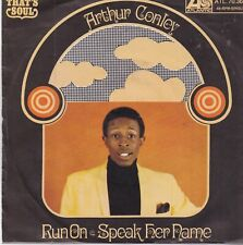 Arthur Conley-Run On Vinyl single
