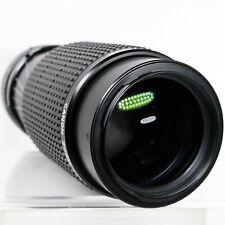 Canon Zoom Lens FD 75-200mm f/4.5 | Manual Focus | Fair Condition