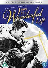 It's A Wonderful Life [DVD] [2016][Region 2]