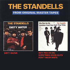 The Standells ‎– Dirty Water / Why Pick On Me cd 1992 Big Beat Records NM/Mint
